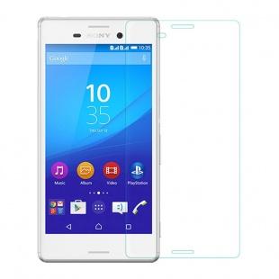 محافظ صفحه نمایش شیشه ای Sony Xperia M4 Aqua Amazing H