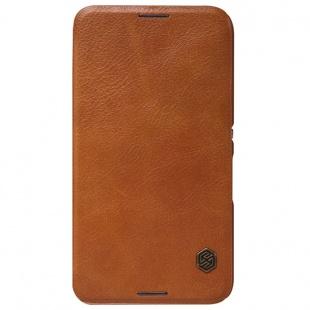 کیف چرمی Sony Xperia E4G Qin