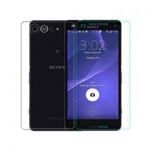 محافظ صفحه نمایش شیشه ای Sony Xperia Z3 Compact Amazing H