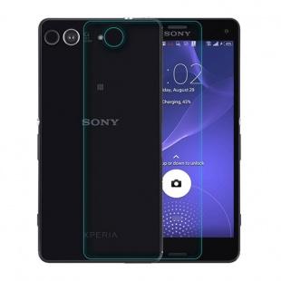 محافظ شیشه ای پشت گوشی Sony Xperia Z3 Compact Amazing H