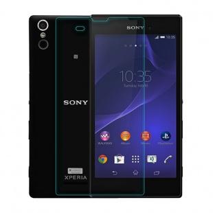 محافظ صفحه نمایش شیشه ای +Sony Xperia T3 Amazing H