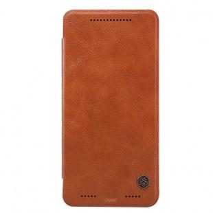 کیف چرمی HTC One M9 Plus Qin