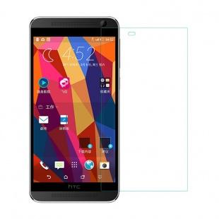 محافظ صفحه نمایش شیشه ای +HTC ONE E9 Plus Amazing H
