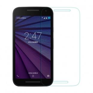 محافظ صفحه نمایش شیشه ای +MOTO G3 Amazing H