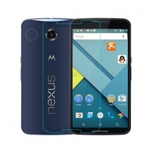 محافظ صفحه نمایش شیشه ای +Moto Nexus 6 Amazing H
