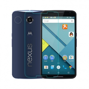 محافظ صفحه نمایش شیشه ای Moto Nexus 6 Blue Light