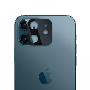 محافظ صفحه نمایش شیشه ای و محافظ لنز نیلکین آیفون Nillkin Amazing 2in1 HD Full Glass iPhone mini 12