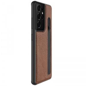 قاب چرمی نیلکین سامسونگ Nillkin Aoge Leather Case Samsung