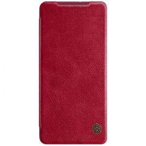 کیف چرمی سامسونگ اس 21  قرمز