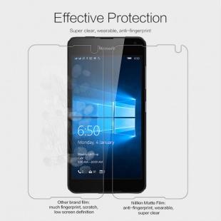 محافظ صفحه نمایش Microsoft Lumia 650 Matte Protective Film