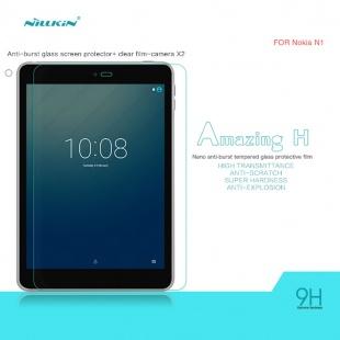 محافظ صفحه نمایش شیشه ای NOKIA N1 Amazing H