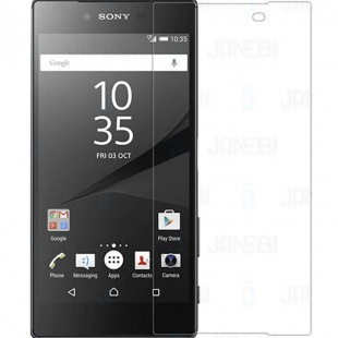 محافظ صفحه نمایش Sony Xperia Z5 Premium Bright diamond protective film