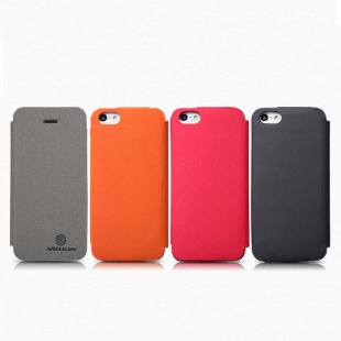 کیف محافظ نیلکین Nillkin Stylish Color leather case For iphone 5s