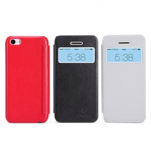 کیف محافظ نیلکین Nillkin Stylish Leather Case For iphone 5c