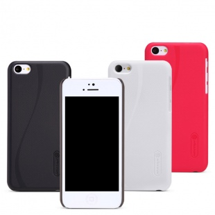 قاب محافظ نیلکین  Nillkin Super Frosted Shield For iphone 5c