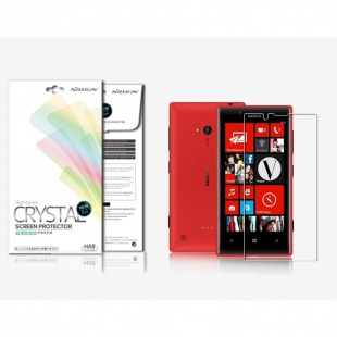 محافظ صفحه نمایش شفاف Nokia Lumia 720 Super Clear Anti-fingerprin