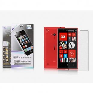 محافظ صفحه نمایش مات Nokia Lumia 720 Matte Protective Film
