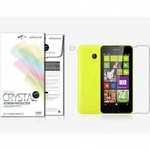 محافظ صفحه نمایش Nokia Lumia630 Super Clear Anti-fingerprint