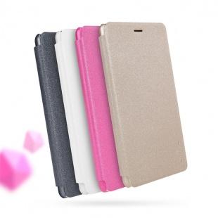 کیف محافظ نیلکین Nillkin Sparkle Leather Case For Huawei P9 Lite