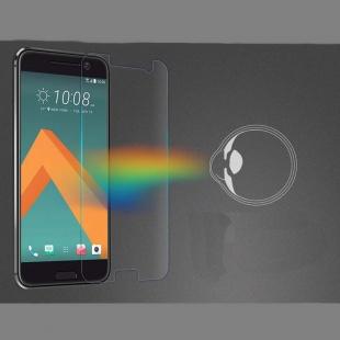 محافظ صفحه نمایش شیشه ای نیلکین HTC 10(10 Lifestyle) PE+ Anti-Explosion Glass Screen