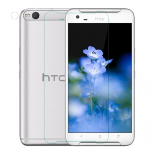 محافظ شفاف صفحه نمایش HTC One X9 Super Clear Anti-fingerprint Protective
