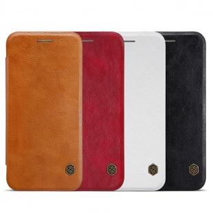 کیف محافط چرمی نیلکین Nillkin Qin Leather Case For Google Pixel XL