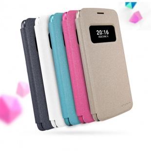 کیف محافظ LG G5 NEW LEATHER CASE- Sparkle