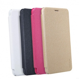کیف محافظ چرمی نیلکین Nillkin Sparkle Leather Case For Asus Zenfone 3 Max ZC553KL