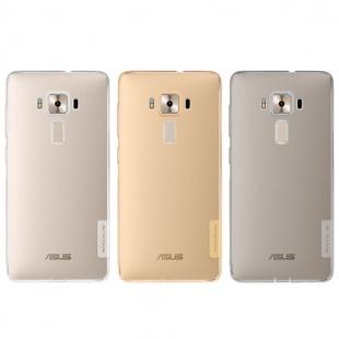قاب محافظ ژله ای نیلکین Nillkin Nature TPU Case For  Asus Zenfone 3 Deluxe ZS570KL