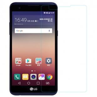 محافظ صفحه نمایش شیشه ای LG X Power H Anti-Explosion Glass