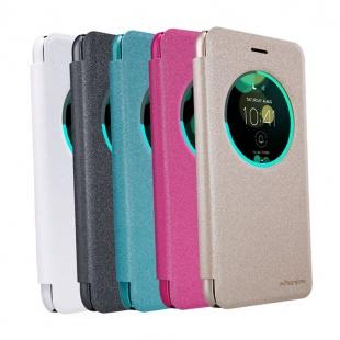 کیف محافظ چرمی نیلکین Nillkin Sparkle Leather Case For Asus Zenfone 3 ZE520KL