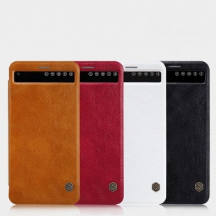 کیف چرمی LG V20 Qin leather case