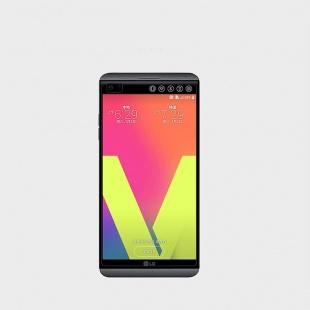 محافظ شفاف صفحه نمایش LG V20 Super Clear Anti-fingerprint Protective