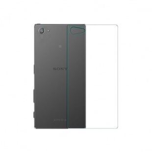 محافظ شیشه ای پشت گوشی Sony Xperia Z5 Compact H Anti-Explosion Glass