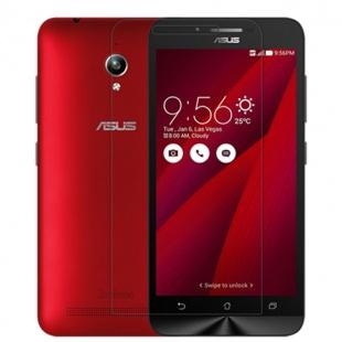 محافظ صفحه نمایش شفاف نیلکین Nillkin Super Clear Screen Protector For Asus Zenfone Go ZC500TG