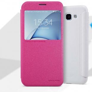 کیف محافظ Nillkin NEW LEATHER CASE-Sparkle Leather Case For Samsung Galaxy J2 Prime
