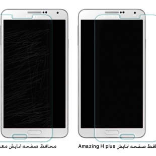 محافظ صفحه نمایش Nillkin H+Anti-Explosion Glass Screen For Samsung GALAXY Note 3