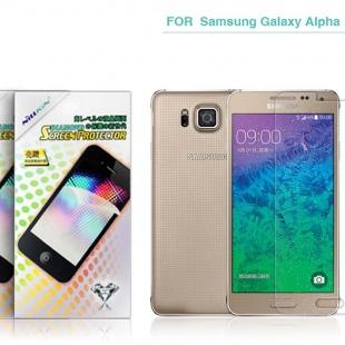 محافظ صفحه نمایش نیلکین Nillkin Bright diamond protective for Samsung Galaxy Alpha