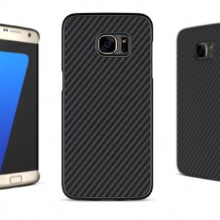 قاب محافظ نیلکین NILLKIN Synthetic fiber For Samsung Galaxy S7 Edge