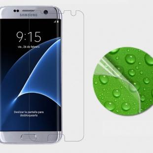 محافظ صفحه نمایش نیلکین Nillkin Super Clear Anti-fingerprint For Samsung Galaxy S7 Edge