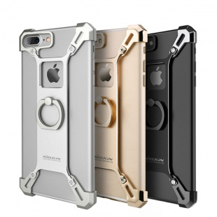 بامپر فلزی نیلکین Nillkin Barde metal case with ring For Apple iphone 7 Plus