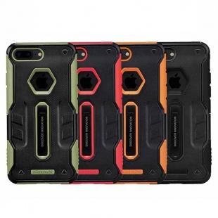 قاب محافظ نیلکین Nillkin Defender 4 Case Alloy stent Sports Car For Apple iphone 7 Plus