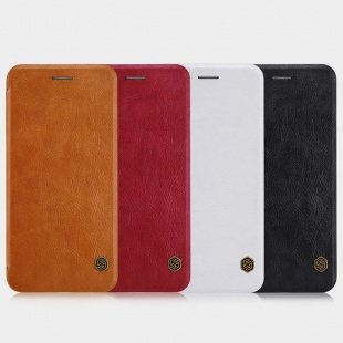 کیف محافظ نیلکین Nillkin Qin leather case For Apple iphone 7 Plus