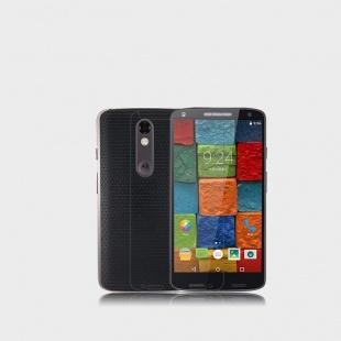 محافظ صفحه نمایش شفاف نیلکین  MOTO X Force Super Clear Anti-fingerprint