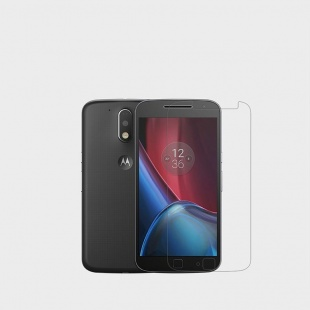 محافظ شفاف صفحه نمایش MOTO G4 Plus Super Clear Anti-fingerprint