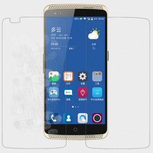 محافظ صفحه نمایش نیلکین Nillkin Super Clear Anti- fingerprint Protective Film For ZTE Axon Lux