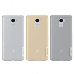 قاب محافظ ژله ای نیلکین Nillkin Nature TPU Case For Xiaomi RedMi 4