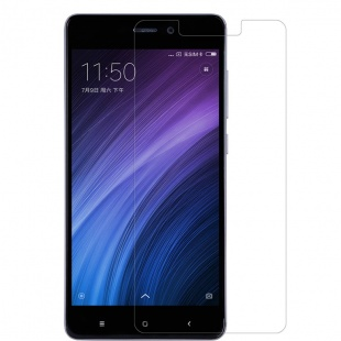 محافظ صفحه نمایش شفاف نیلکین Nillkin Super Clear Screen Protector For Xiaomi RedMi 4