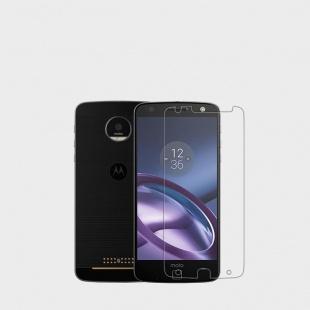 محافظ شفاف صفحه نمایش MOTO Z Super Clear Anti-fingerprint