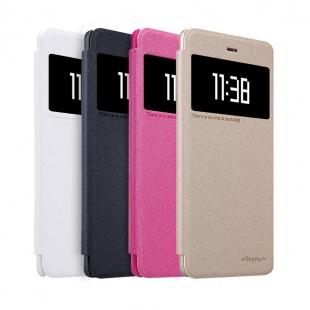 کیف محافظ چرمی نیلکین Nillkin Sparkle Leather Case For Xiaomi Mi 5S